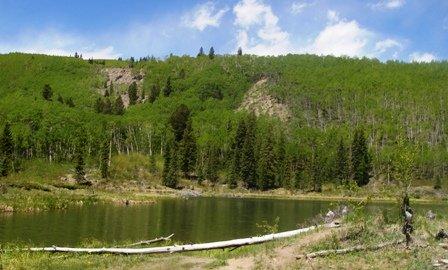 Backcountry Lake